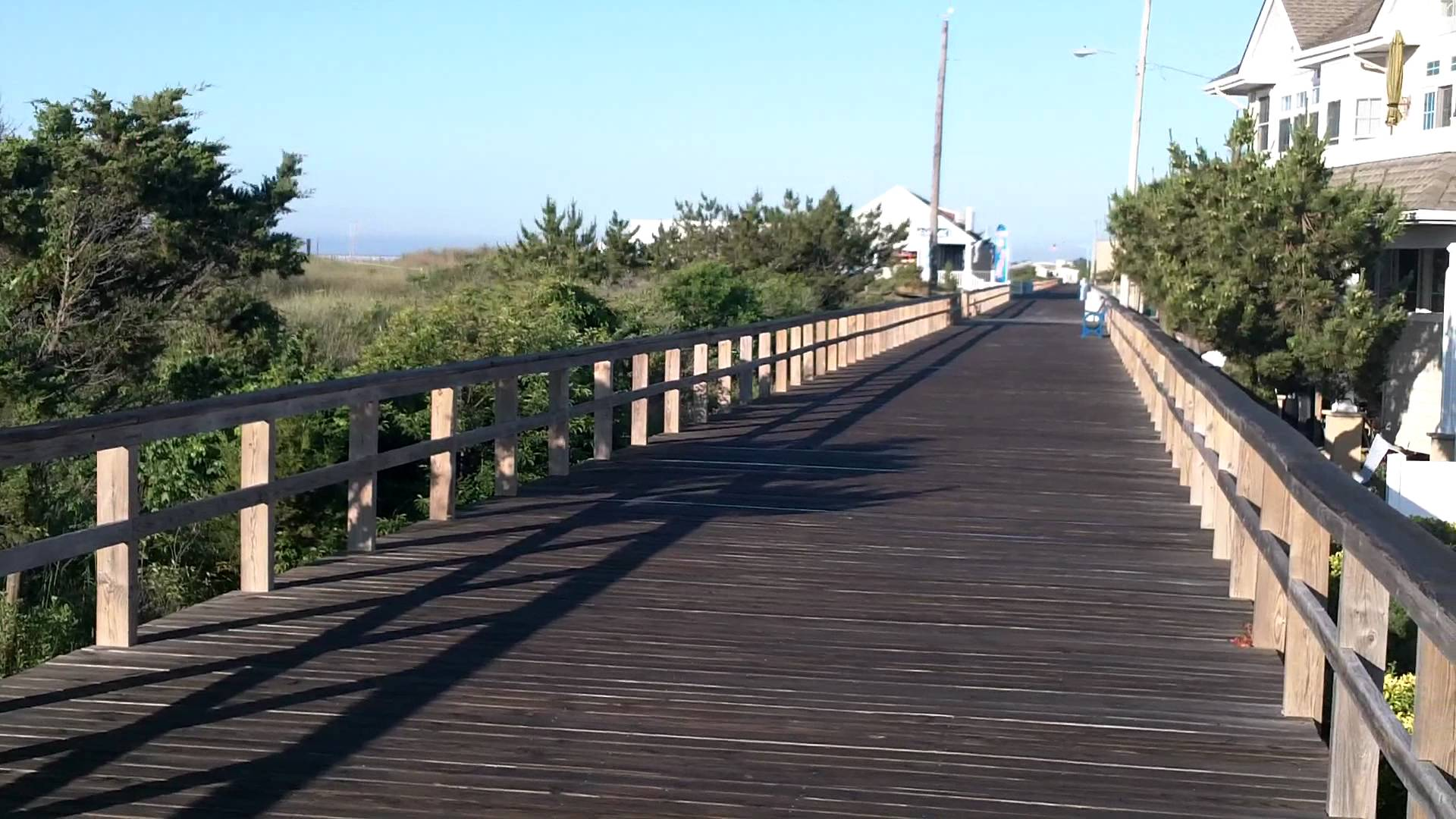 Avalon's boardwalk