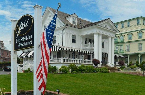 Cape May Restaurants - Peter Shielfs Inn and Restaurant