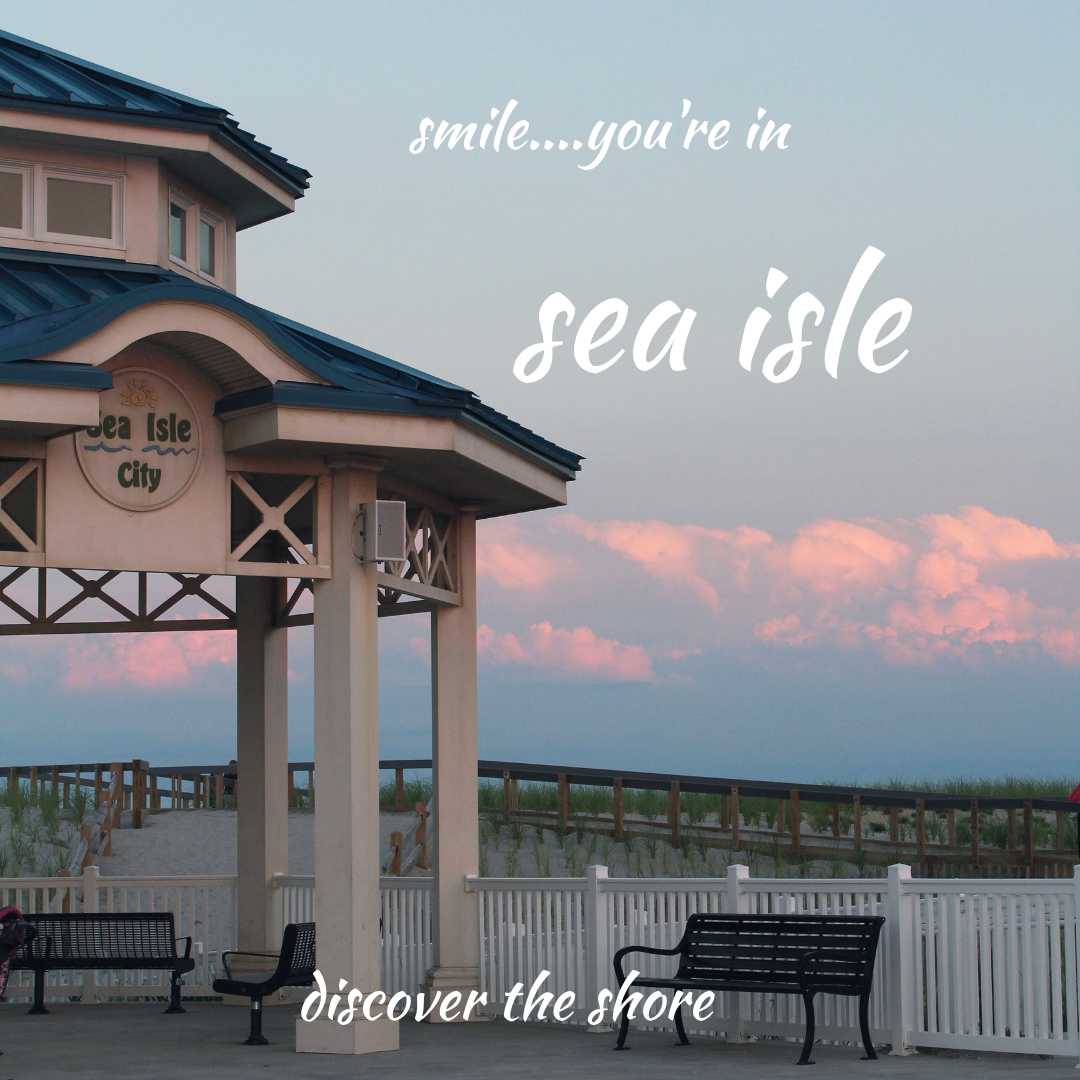 Smile You're In Sea Isle