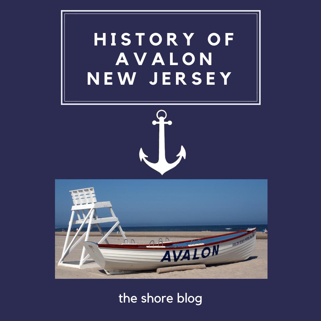 History of Avalon