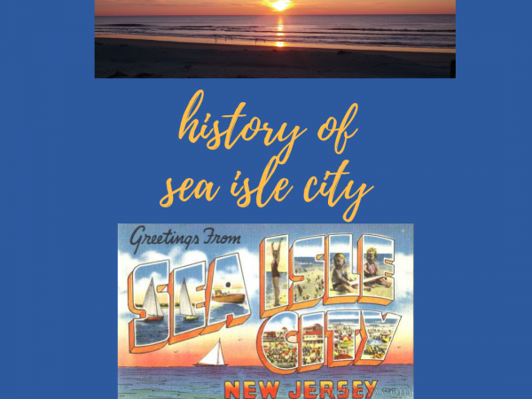 History of Sea Isle City