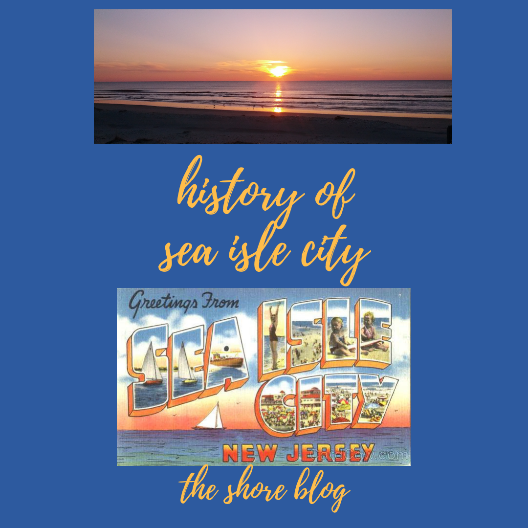 History of Sea Isle City
