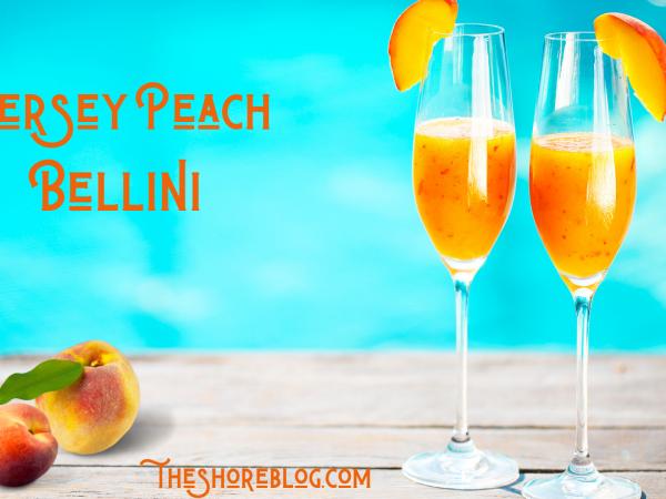 Jersey Peach Bellini