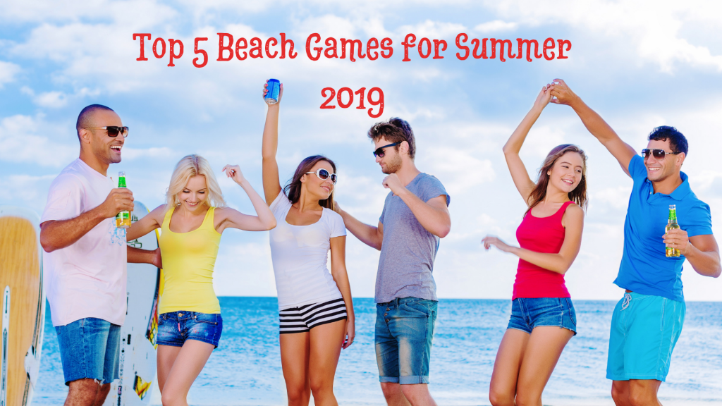 Fun beach ideas: top 5 beach games for summer