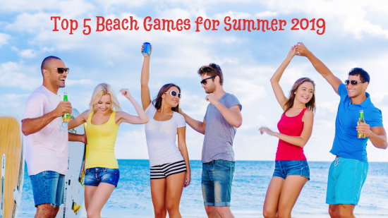 Top 5 Beach Games