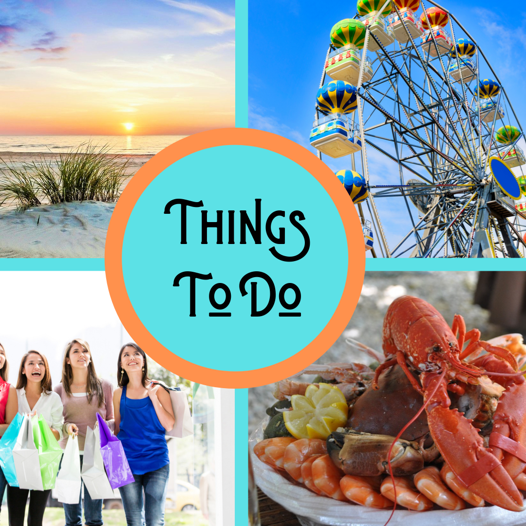 Things to Do at the Shore