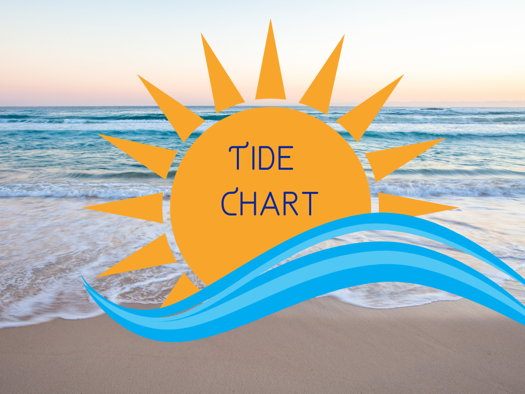 Tide Chart for Ocean City NJ