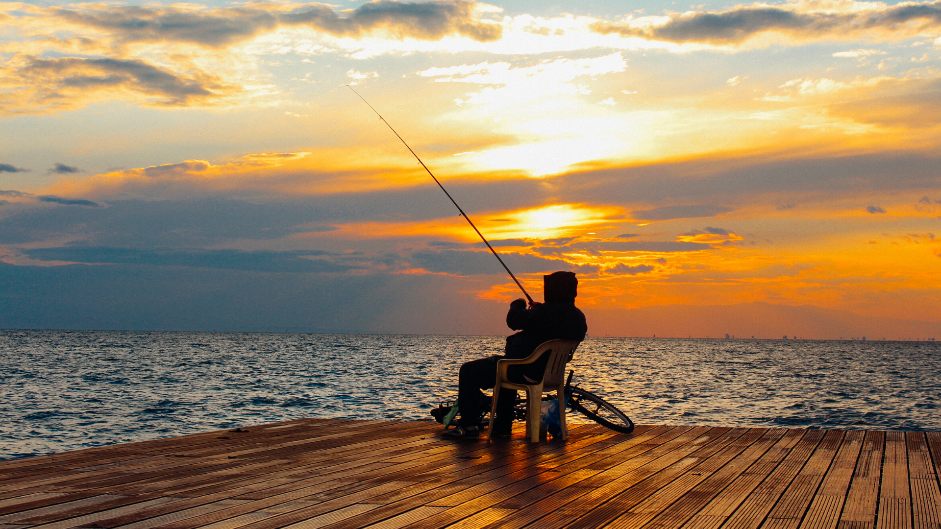If you are wondering where to fish at the shore, there are many locations here.