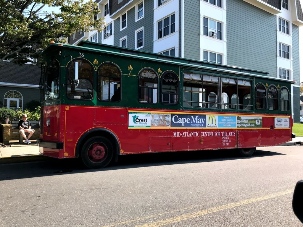 Things To do in Cape May - MAC Trolley Tours