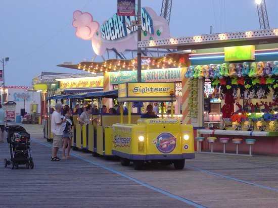 Wildwood Attractions - Things to Do in Wildwood - Wildwood Boardwalk