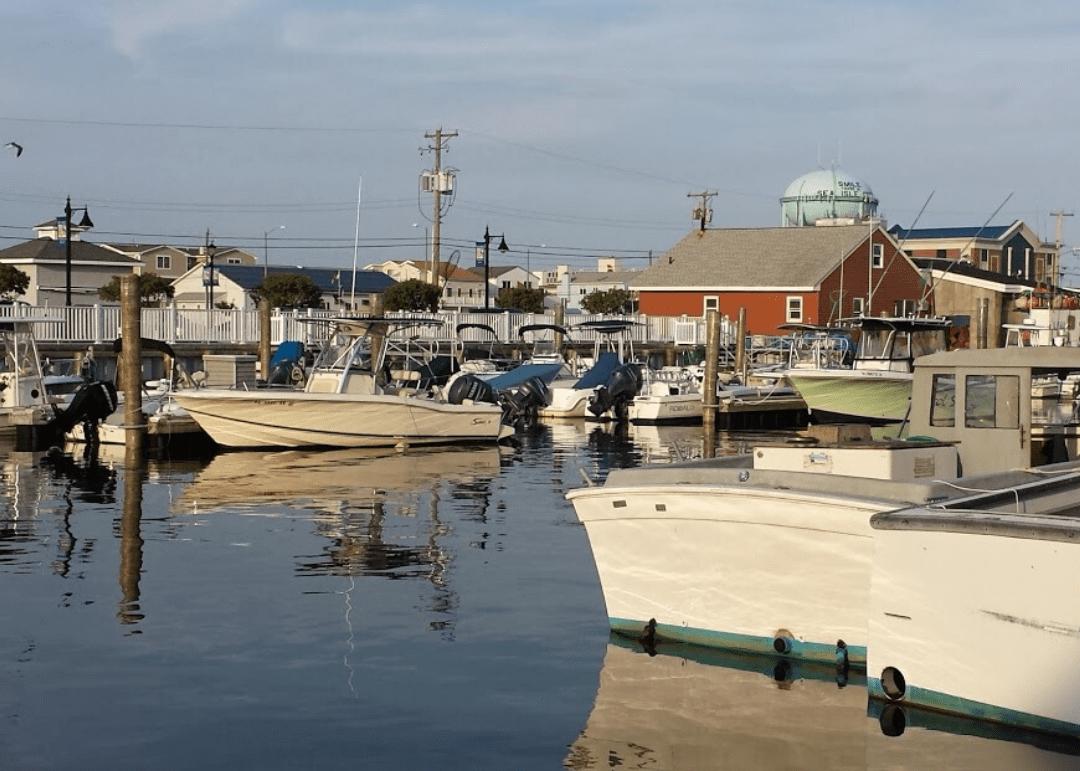 Sea Isle City Attractions - Things to Do in Sea Isle - Sea Isle Boat Tours