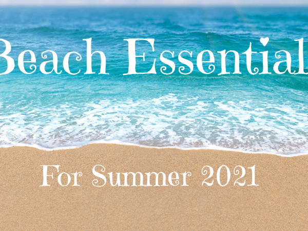 Get to the Beach Easily With These Beach Must-Haves